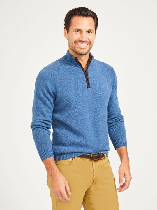 Tate Cashmere Sweater