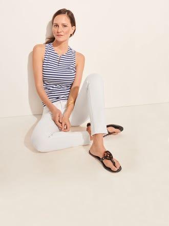 Penny Top in Bangle Stripe
