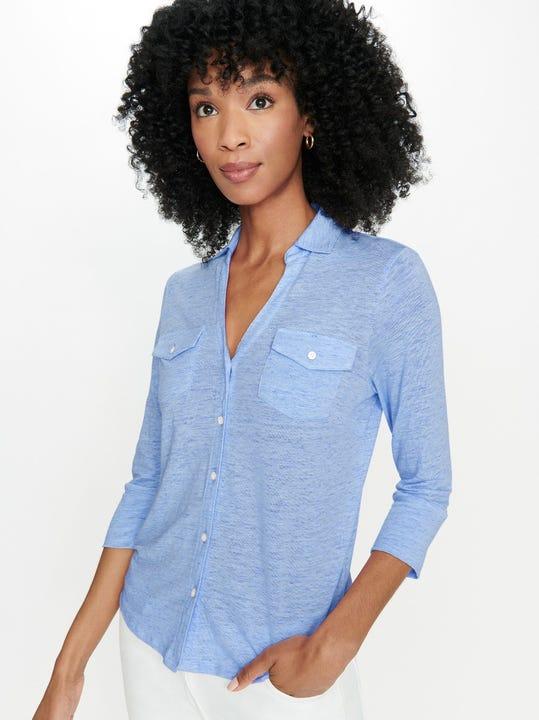 Brynn Linen Shirt