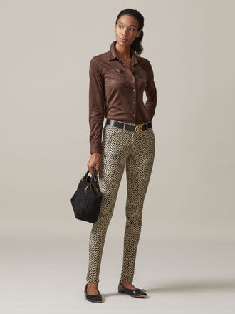 Becca Leggings in Perkins Tweed
