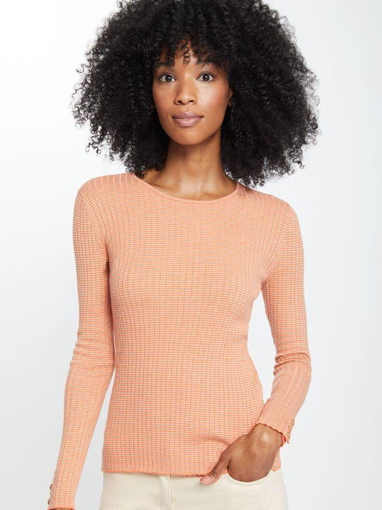 Annette Sweater in Stripe
