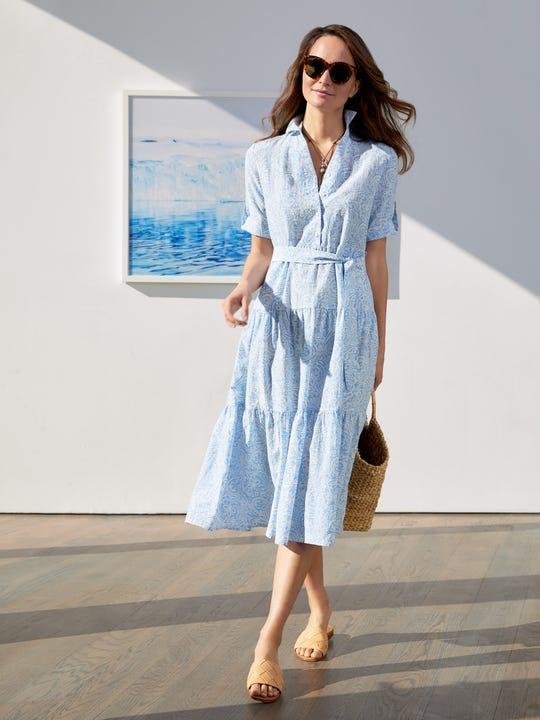 Janelle Shirt Dress