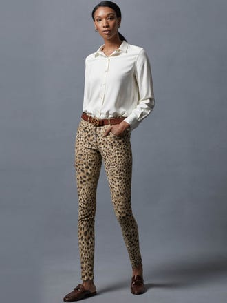 Baxter Jeans in Safari