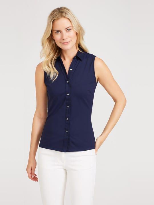 Betty Sleeveless Shirt