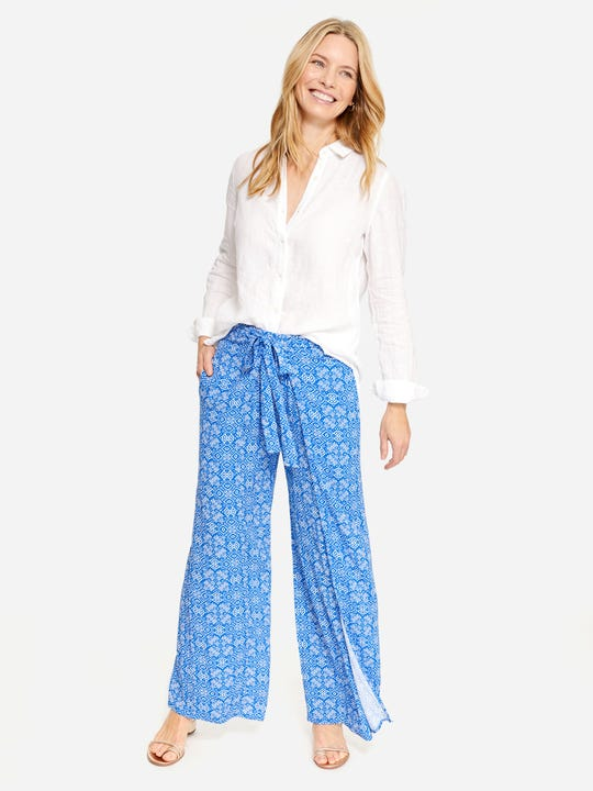 Bondi Beach Pants in Neo Tapestry