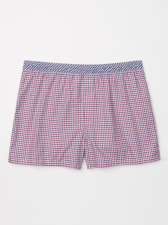 Boxers in Tattersall Check