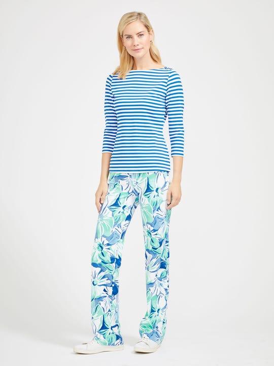 Carmel Pants in Orchidia