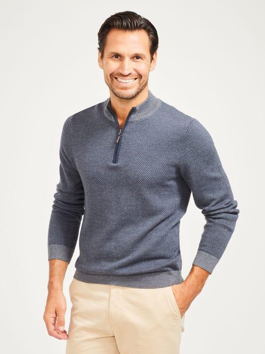 Cassius Sweater in Stripe