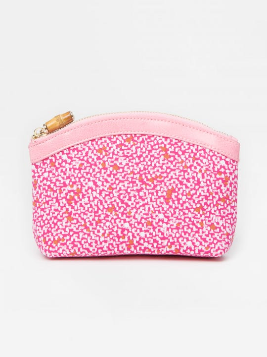 Small Cosmetic Bag in Paintdot