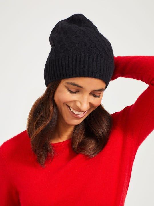 Drew Cashmere Hat