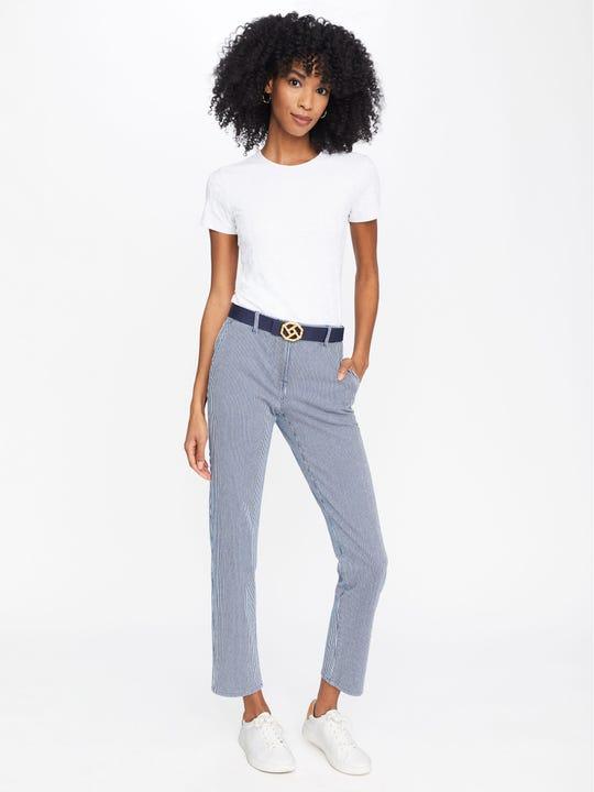 Ellen Pants in Stripe