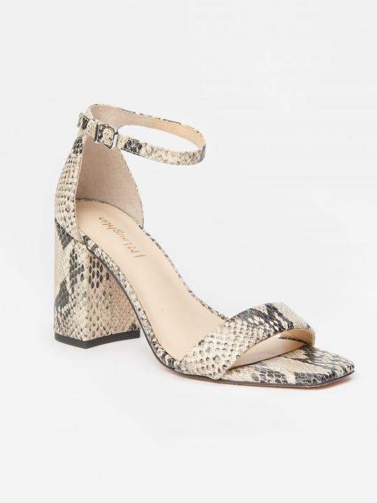 Esme Sandals in Snake