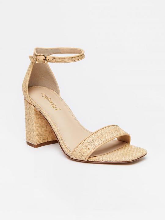 Esme Raffia Sandals