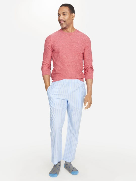 Evergreen Pajama Pants in Stripe