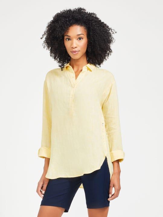 Fallon Linen Shirt