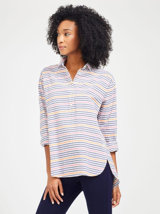 Fallon Shirt in Stripe