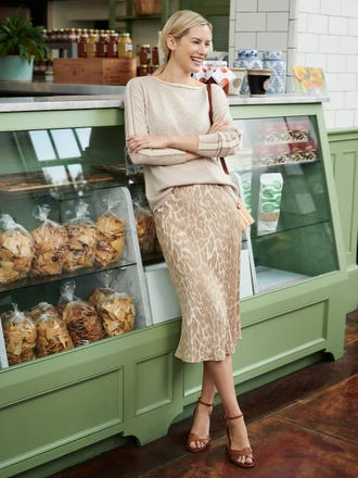 Tray Cashmere Sweater
