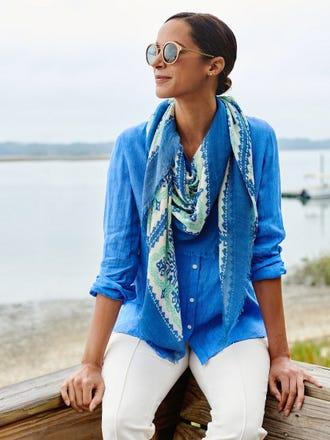 Britt Linen Shirt