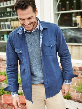 Rutland Shirt Jacket