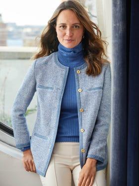 Ardella Jacket in Tweed