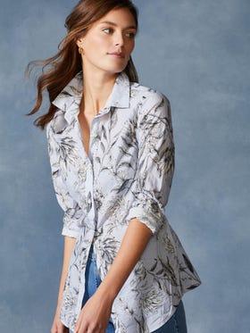 Lois Shirt in Margaux
