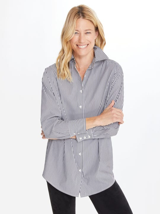 Flannery Shirt in Stripe