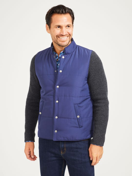 Gear Reversible Cashmere Jacket