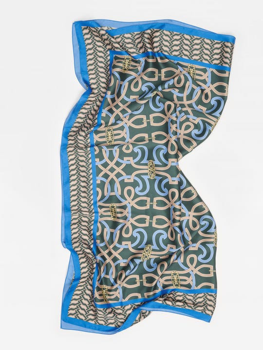 Gemma Scarf in Neo Beltmore Border