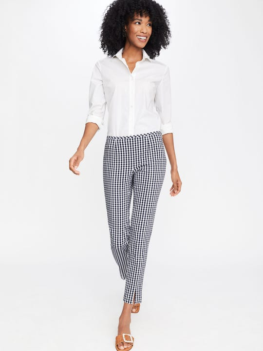 Georgina Pants in Gingham