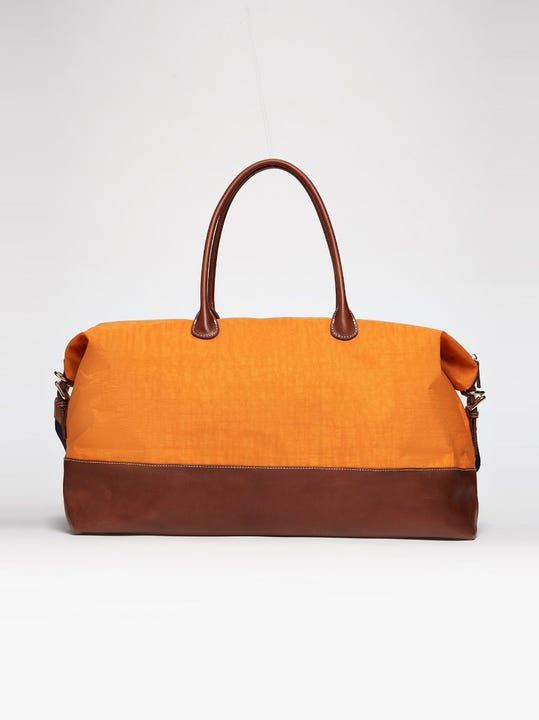 Glinda Sailcloth Duffle Bag