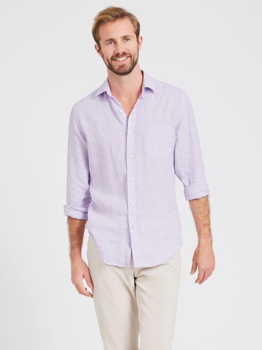 Gramercy Classic Fit Linen Shirt