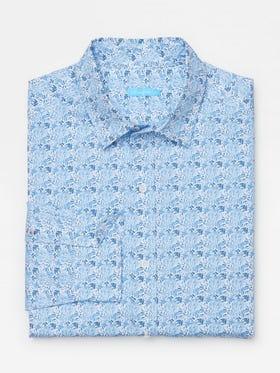 Gramercy Classic Fit Shirt in Mini Petal