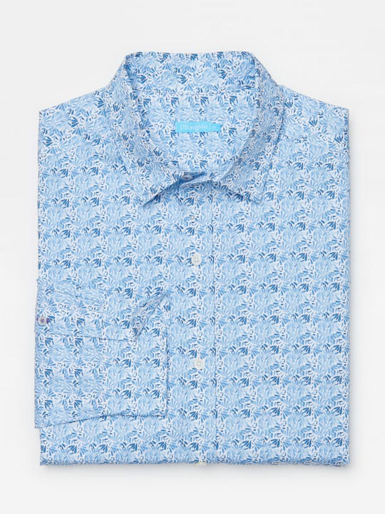 Gramercy Classic Fit Shirt in Mini Petal