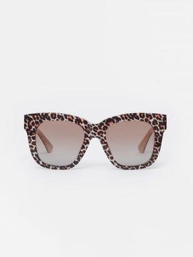 Jaden Sunglasses in Leopard