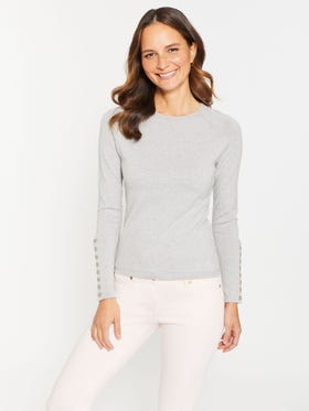 Jamey Sweater in Stripe