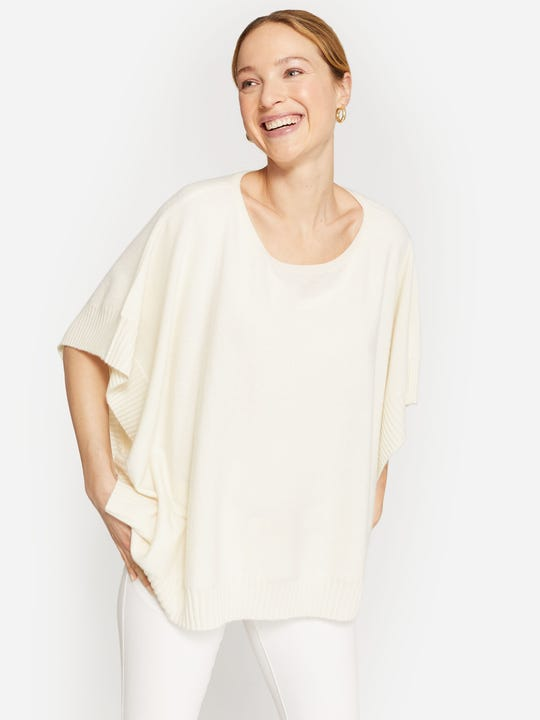 Leanne Cashmere Poncho