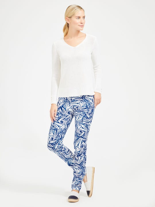Lexi Jeans in Willow Bluff