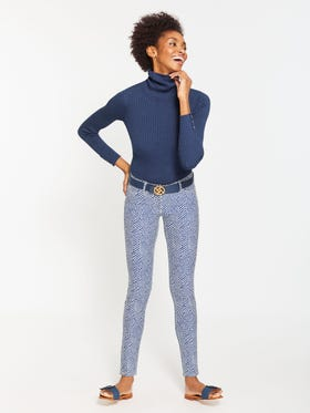 Lexi Jeans in Bargello