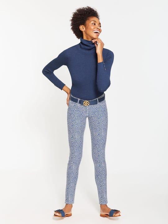 Lexi Jeans in Bargello
