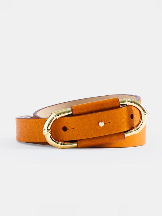 Lillian Leather Belt