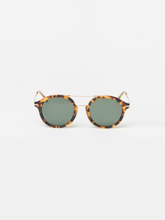 Lincoln Polarized Sunglasses in Tortoise