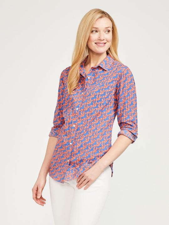 Lois Shirt in Midi Carousel