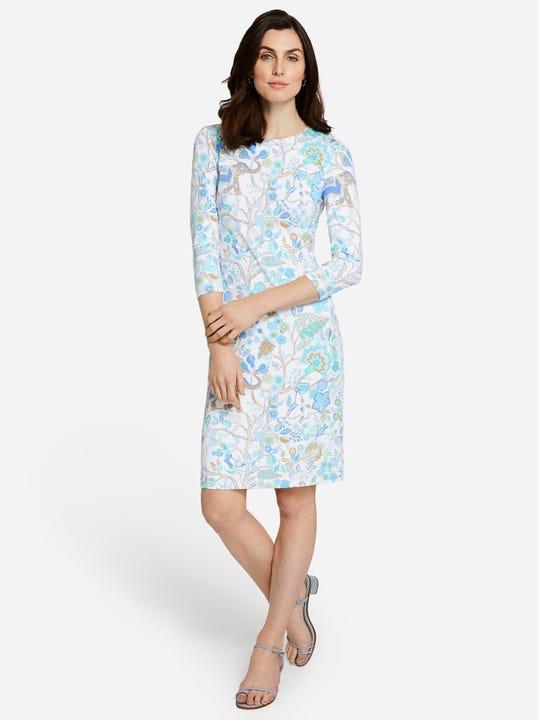 Sophia Dress in Sucre Blossom