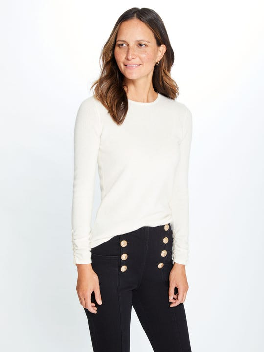 Loren Cashmere Sweater