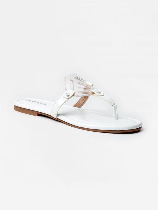 Lucy Patent Leather Sandals