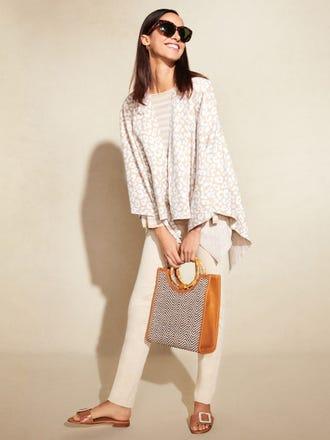 Tobi Sweater in Stripe