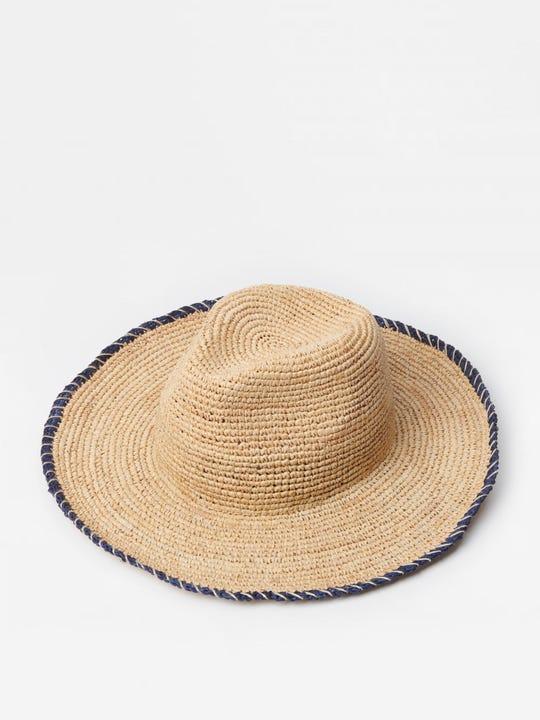 Maribel Raffia Hat