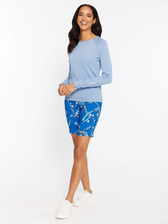 Masie Shorts in Palio Belt