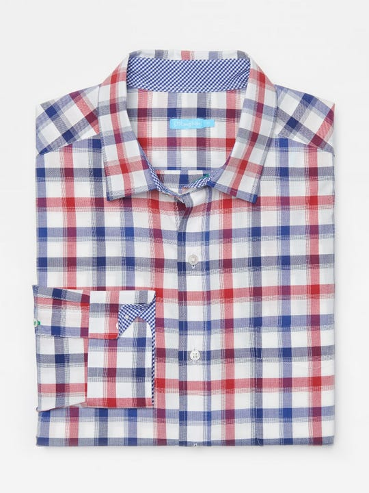 Gramercy Classic Fit Shirt in Plaid