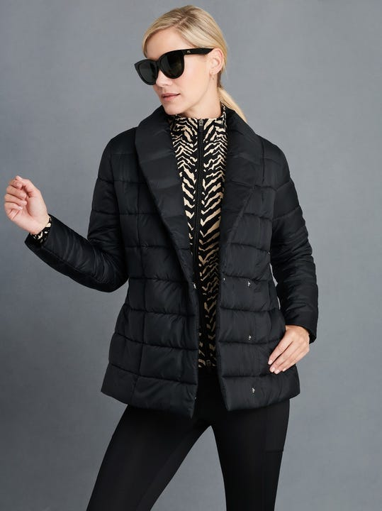 Autumn Puffer Jacket